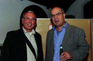 Auftaktveranstaltung MORGEN 2013: Manfred Bosl und Fuad Hamdan