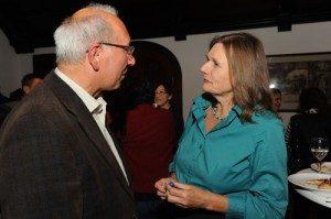 Auftaktveranstaltung MORGEN 2013: Manfred Bosl und Margarethe Loewensprung