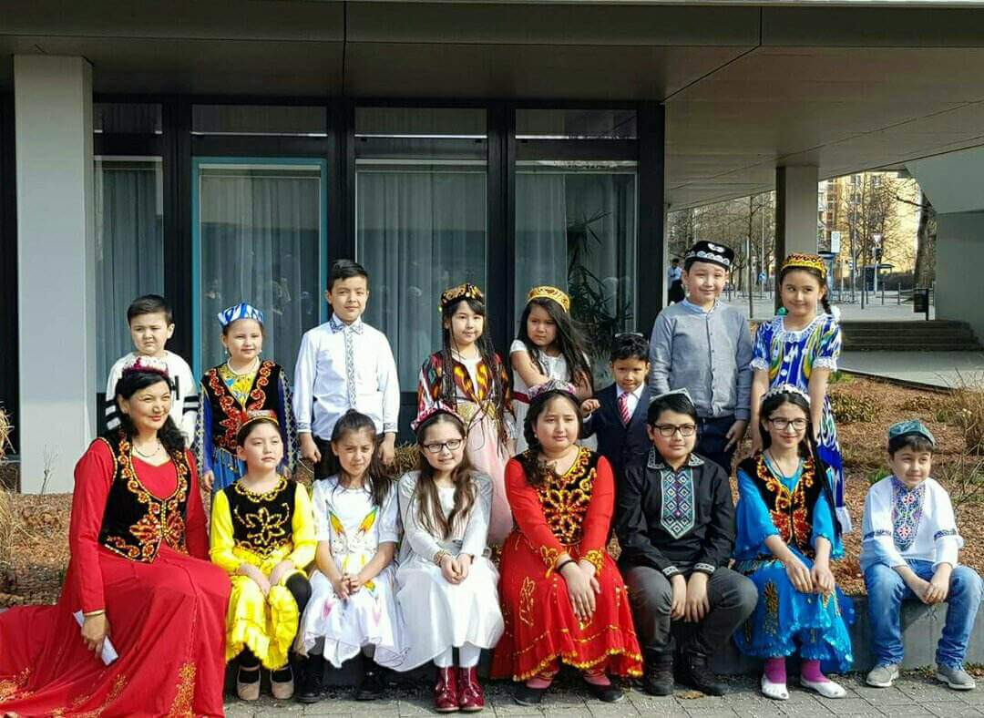 uiguren in deutschland
