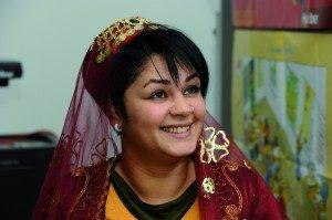 Märchen-Lesetag 2013: orientalische Prinzessin