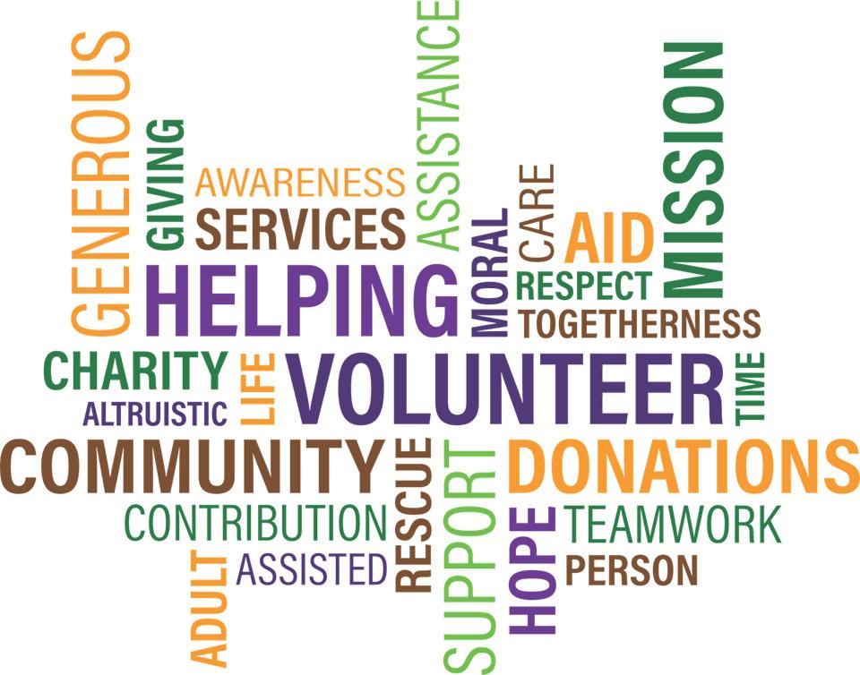 Volunteer Community Helping
