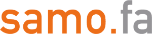 Chronologie MORGEN: Logo des bundesweiten Projekts SAMO.FA