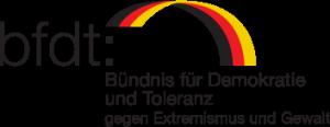 Logo des Bündnis für Demokratie und Toleranz