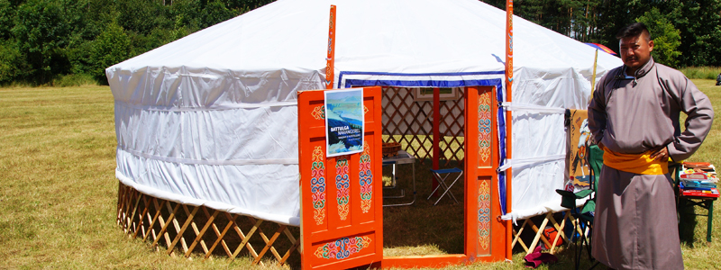 Freunde der Mongolei e.V., Naadam Fest Juli 2016 in Gauting