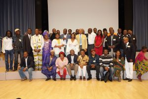 3. Panafrikanismuskongress 28./29.Oktober 2011 im Goetheforum,