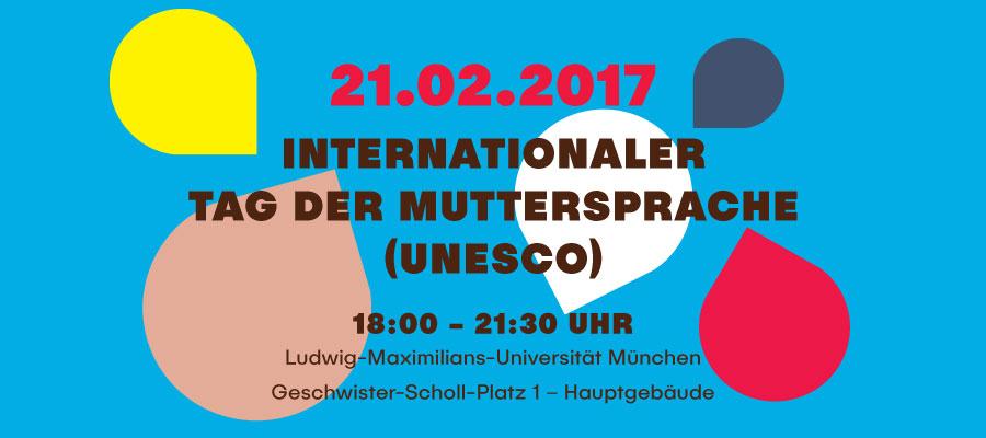 Internationaler Tag der Muttersprache -