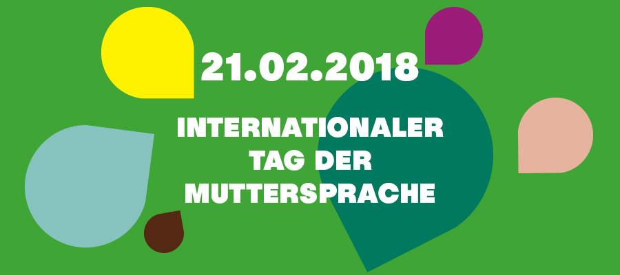Mehrsprachigkeit und Sprachenvielfalt stehen im Fokus unseres Aktionstages anlässlich des Internationalen Tages der Muttersprache, den wir gemeinsam mit der Münchner Stadtbibliothek und der IFM/LMU organisieren. Es gibt ein vielfältiges Programm für Kinder und Erwachsene den ganzen Tag bzw. Abend.